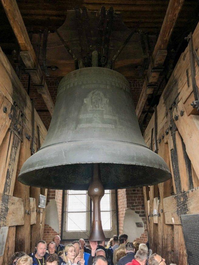 L'enorme campana di Sigismondo