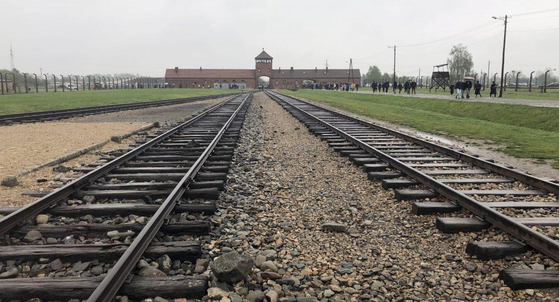 Auschwitz-Birkeanu binari