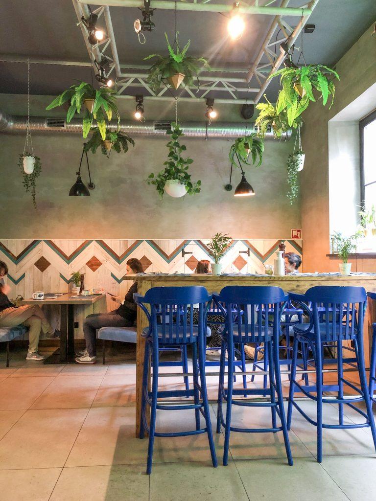 Dove mangiare a Cracovia: Bistro bene