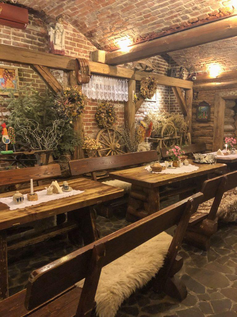 Mangiare a Cracovia: Morskie oko