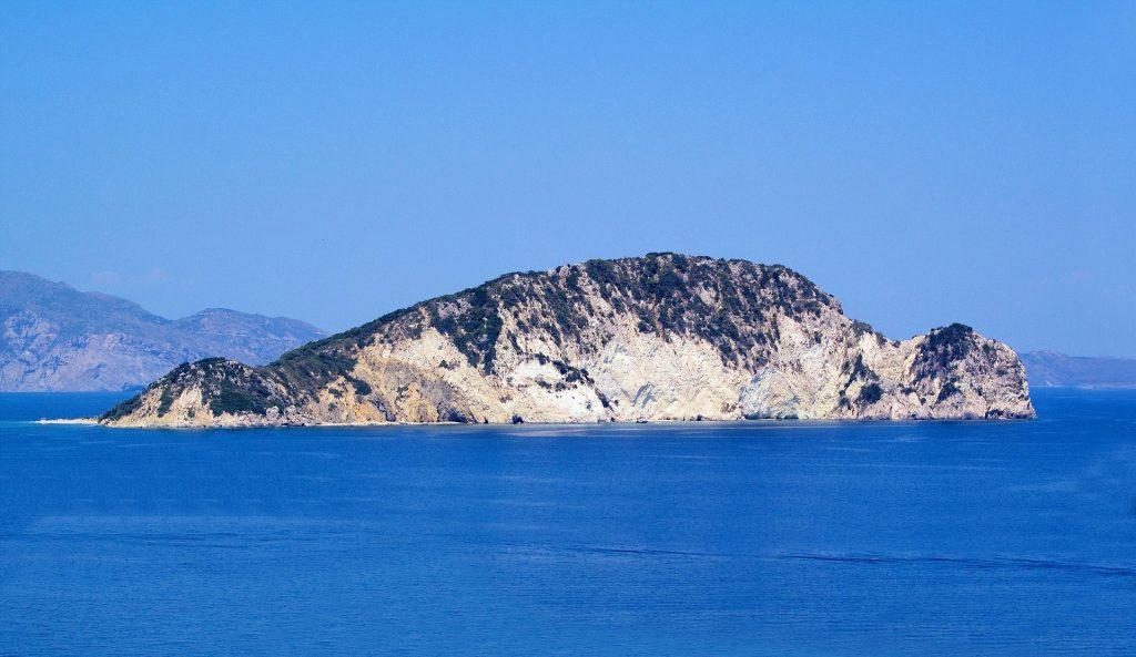 Isola di Marathonissi Zante