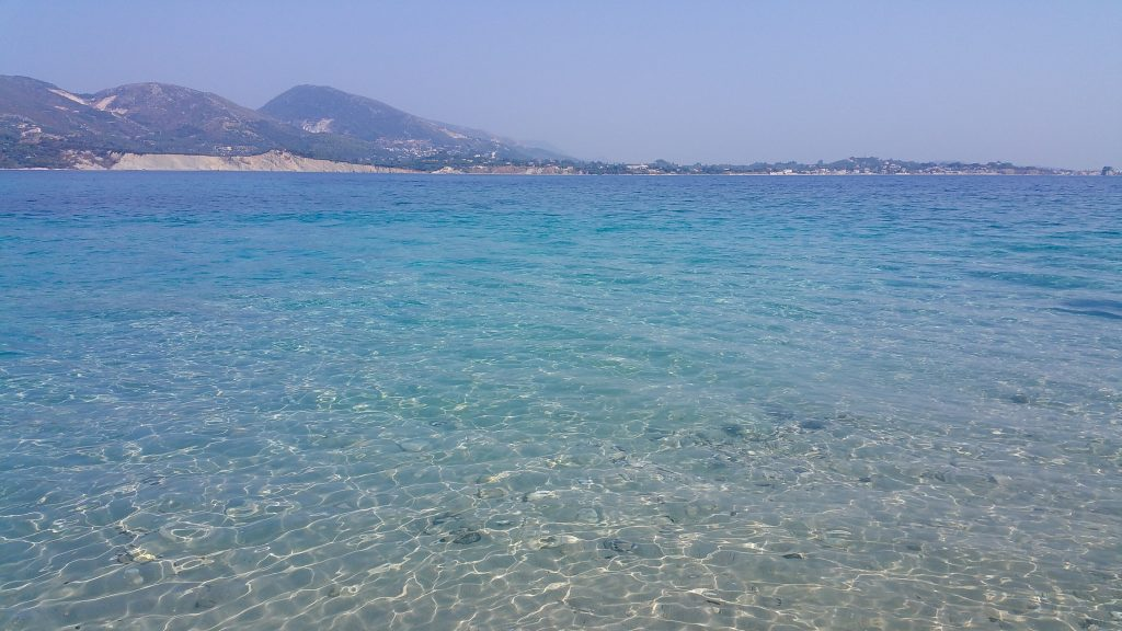 spiaggia di Marathonissi