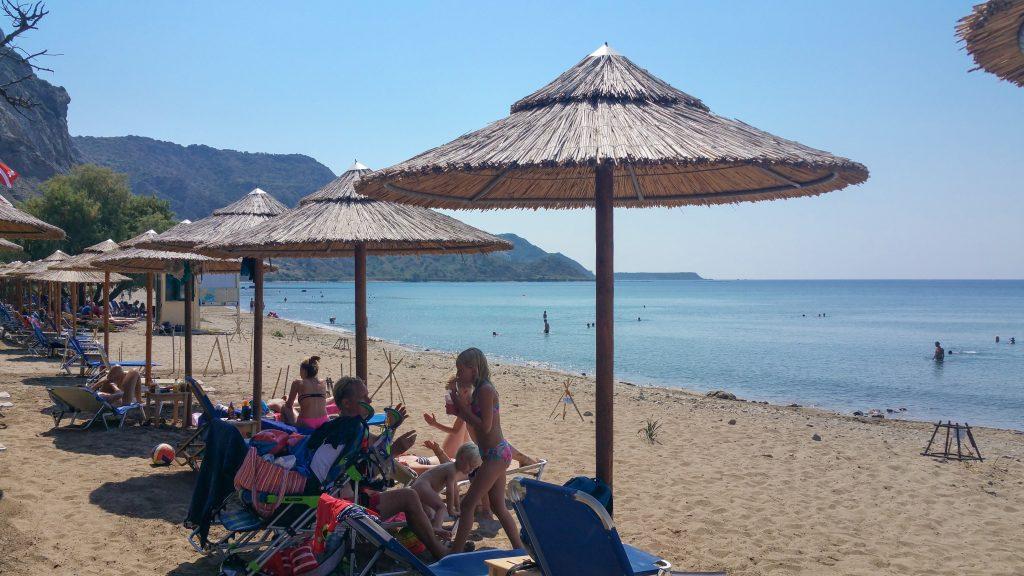 Spiagge di Zante, Dafni beach